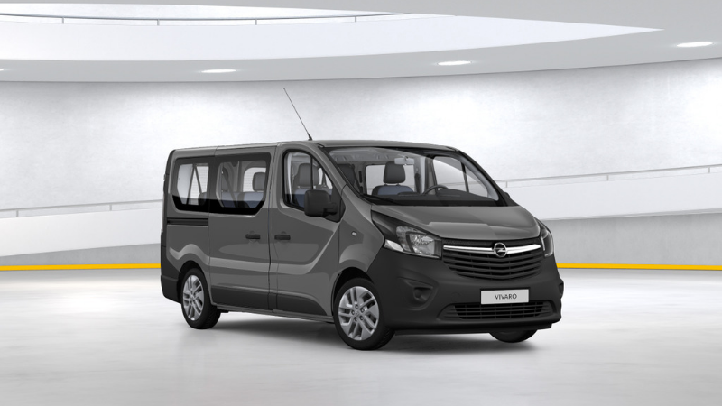 Opel Vivaro rent a car Ibiza